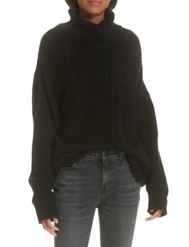Keirnan Cashmere Turtleneck Sweater by Nili Lotan
