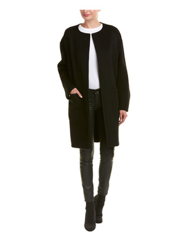 Vince Reversible Wool & Cashmere Blend Coat by Vince