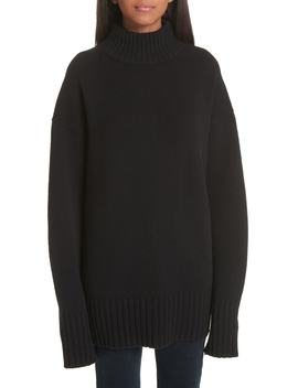 Wool & Cashmere Blend Turtleneck Sweater by Proenza Schouler