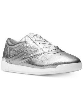 Women's Addie Lace Up Sneakers by Michael Michael Kors