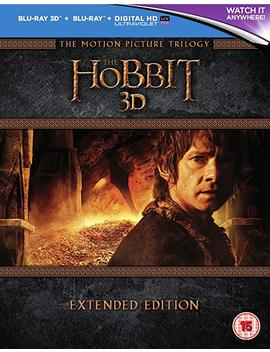 The Hobbit Trilogy   Extended Edition Region Free  Uk Uv Edition Not Available by Amazon