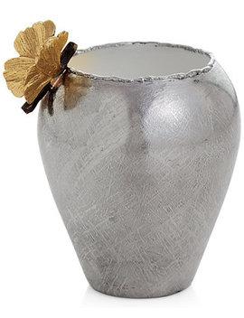 Butterfly Ginkgo Bud Vase by Michael Aram