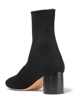 Tasha Stretch Knit Sock Boots by Vince