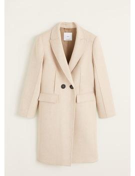 Coat by Mango