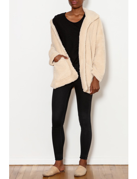 Sherpa Jacket by Curtsy, Salem