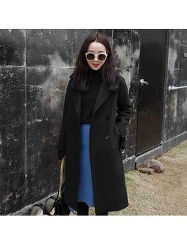 Otti   Long Wool Coat by Otti