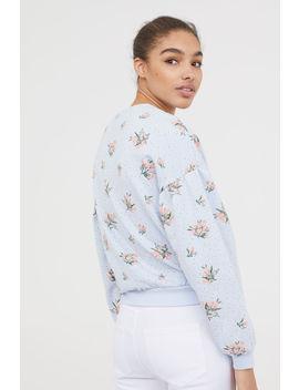 Sweatshirt Mit Ballonärmeln by H&M