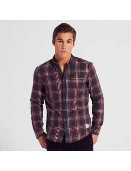 Adam Levine Men's Yarn Dyed Flannel Shirt by Kmart