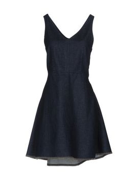 Emporio Armani Denim Dress   Dresses by Emporio Armani