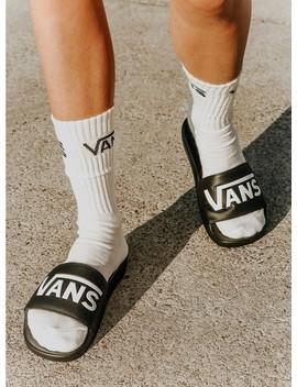Vans Slide On Black by Vans