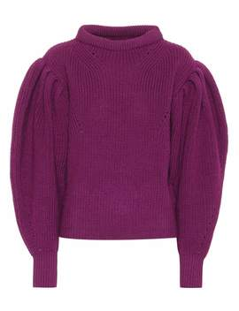 Brettany Wool Sweater by Isabel Marant