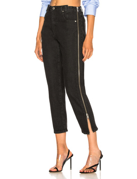 Zipper Crop Jean by 3.1 Phillip Lim