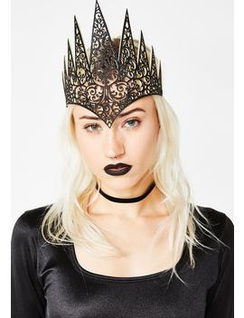 The Evil Queen Royal Crown by Leg Avenue