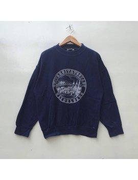 Rare!!Vintage 90s University Heidelberg Sweatshirt by Etsy