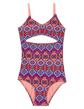 Brave Spirit One Piece Swimsuit by Gossip Girl