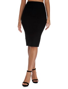 High Waist Pencil Skirt by Windsor