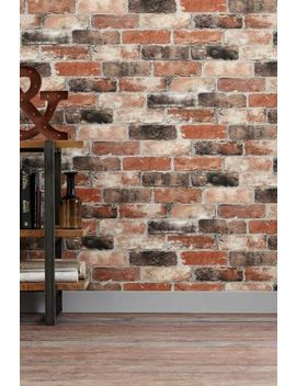 Paste The Wall Brick Wallpaper by Next