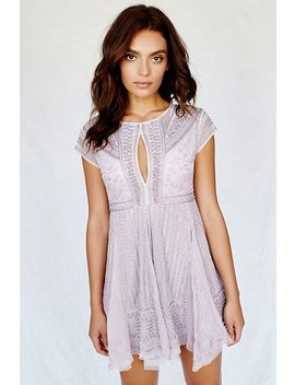 Victoria Embellished Mini Dress by Free People