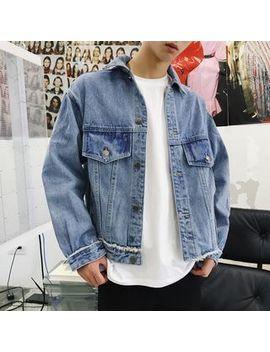 Mrcyc   Buttoned Denim Jacket by Mrcyc