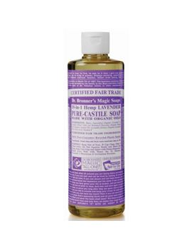 Dr. Bronner's Organic Lavender Castile Liquid Soap 237ml by Dr Bronner