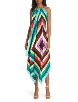 Halter Scarf Dress by Dvf