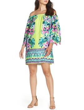 Payge Off The Shoulder Dress by Lilly Pulitzer®