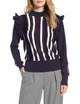 Detachable Sleeve Sweater by Halogen®
