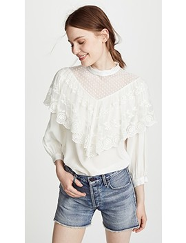 La Valliere Blouse by Place Nationale