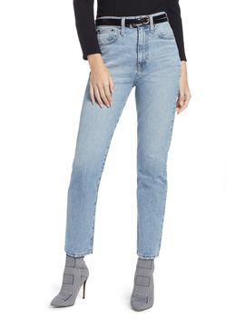Ankle Cigarette Jeans by Something Navy