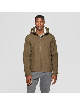 Men's Sherpa Hooded Softshell Jacket   C9 Champion® by C9 Champion®