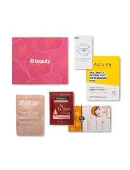 Target Facial Beauty Box™   September by Target Beauty Box™