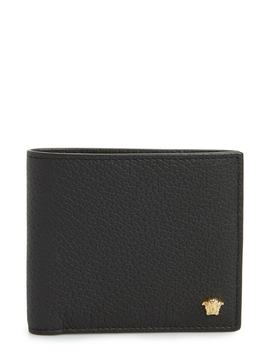Leather Wallet by Versace