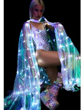 Luminary Visionary Light Up Wings by Ana Accessories
