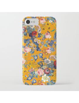 Summer Botanical Garden Ix I Phone Case by