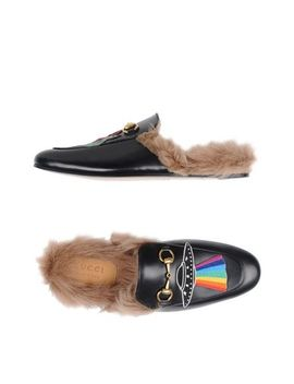 Gucci Slippers   Footwear by Gucci