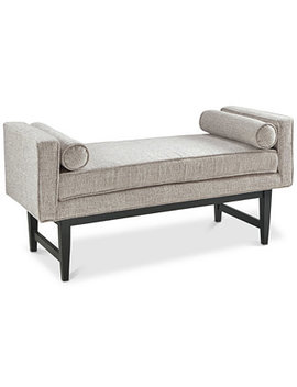 Augusta Accent Bench, Quick Ship by Jla Home