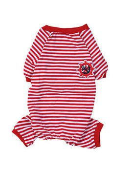 Small Pet Dog Hoodie Pajamas Pyjamas Puppy Jumpsuit Casual Clothes Sleeepwear Au by Unbranded