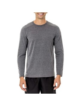 Big Men's Dual Face Long Sleeve Waffle Top by Athletic Works