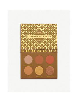 Caramel Melange Eyeshadow Travel Palette by Zoeva