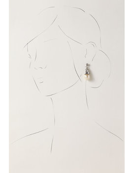 Gizi Drop Earrings by Bhldn