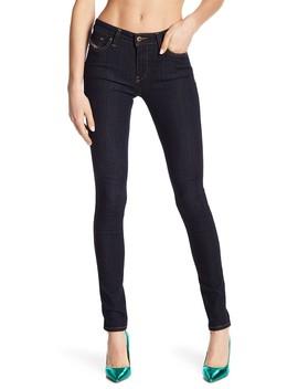 Skinzee Skinny Stretch Jeans by Diesel