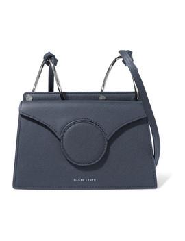 Phoebe Mini Textured Leather Shoulder Bag by Danse Lente