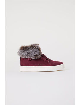 Warm Lined High Tops by H&M