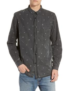 Vegas Woven Shirt by Globe
