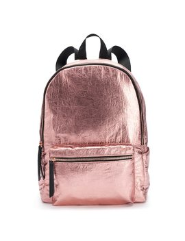 Madden Nyc Metallic Backpack by Kohl's