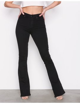 Jamie Flare Jeans by Topshop
