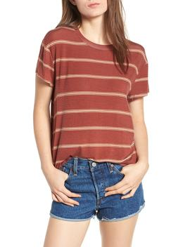 Suspension Print Stretch Modal Tee by Rvca