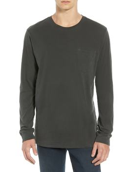Ptc Pigment Long Sleeve T Shirt by Rvca