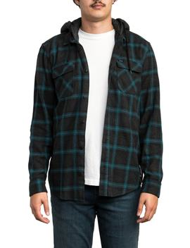 Good Hombre Shirt Jacket by Rvca