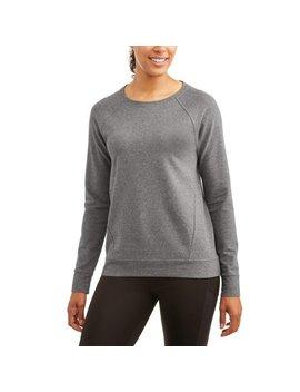 Athletic Works Women's Essential Crewneck Sweatshirt by Athletic Works